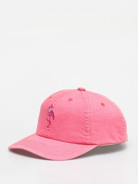 Czapka z daszkiem DGK Lost In Paradise (pink)