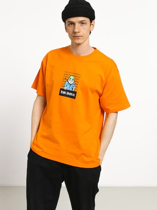 T-shirt Polar Skate Robbery (bright orange)
