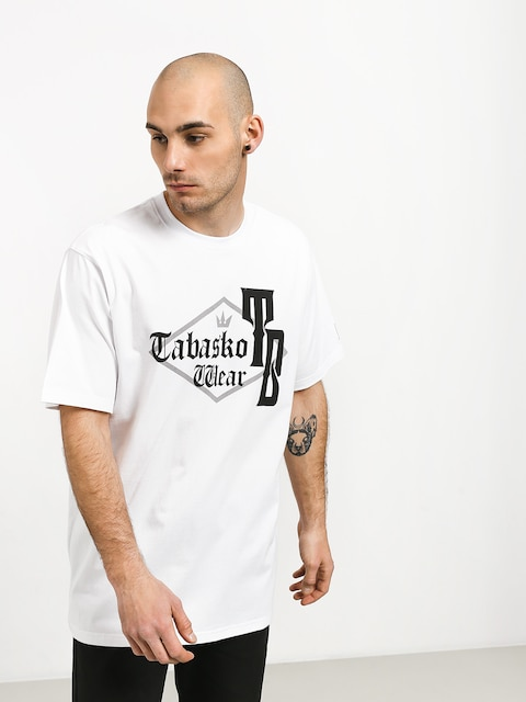 T-shirt Tabasko Tabasko Wear (white)