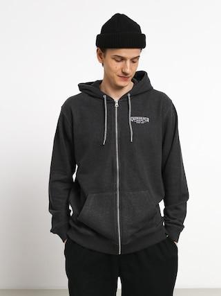 Bluza z kapturem Quiksilver X Comp Elite ZHD (dark grey heather)