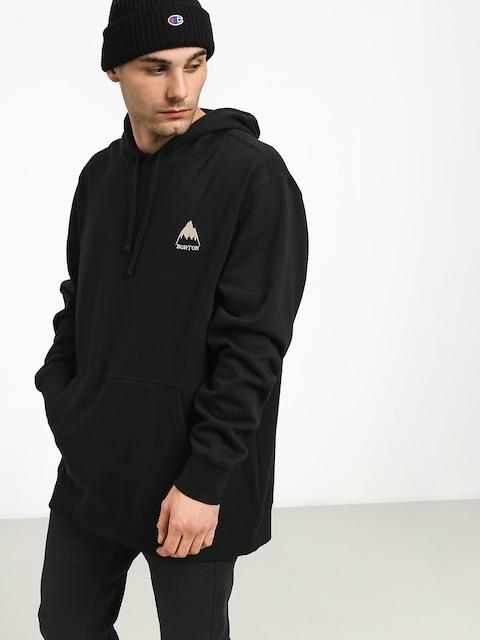 Bluza z kapturem Burton Mtn HD (true black)