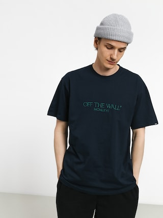 T-shirt Vans Old Skool Text (navy)