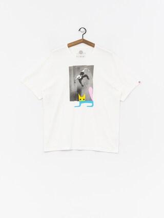 T-shirt Element Jaakko Cat (off white)