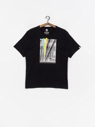 T-shirt Element Sascha (flint black)