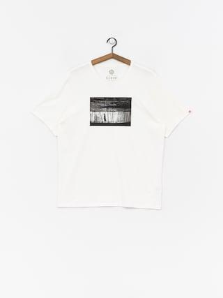 T-shirt Element Liquid (bone white)