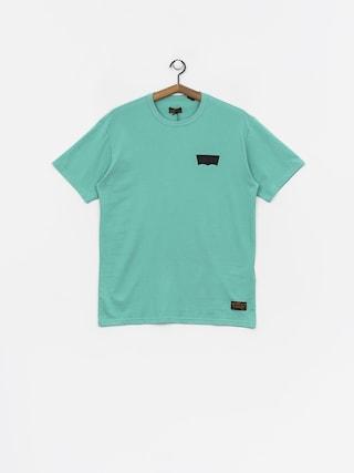 T-shirt Levi's Graphic (wasabi core batwing black)