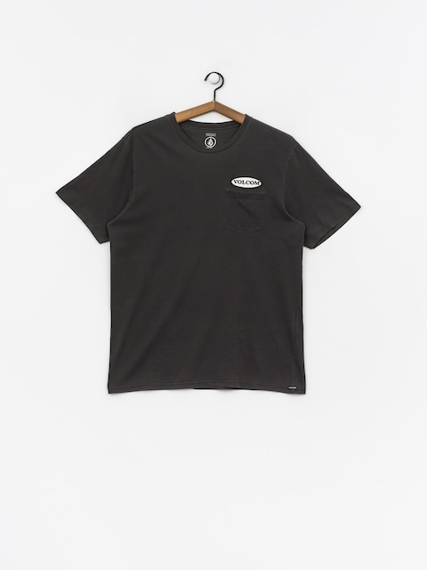 T-shirt Volcom Oval Patch Pckt