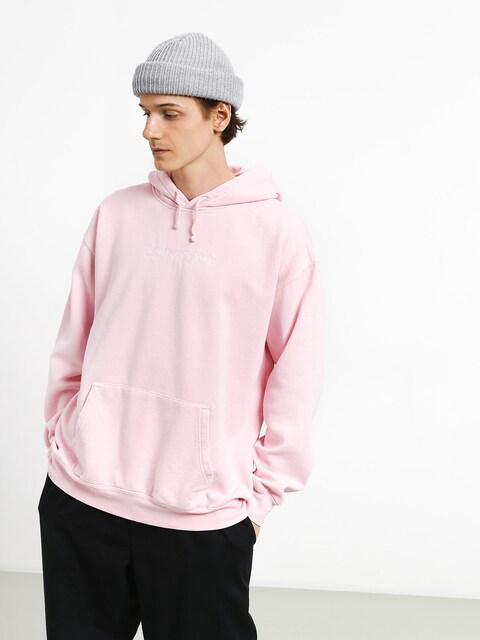 Bluza z kapturem Primitive Atmosphere HD (pink)