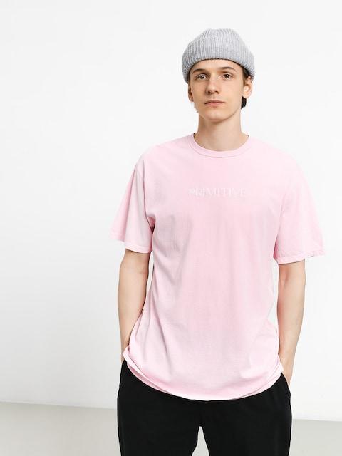 T-shirt Primitive Atmosphere (pink)