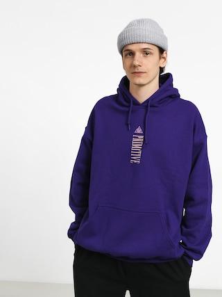 Bluza z kapturem Primitive Equator HD (purple)