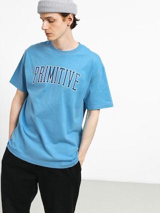 T-shirt Primitive Collegiate Arch Outline (blue)