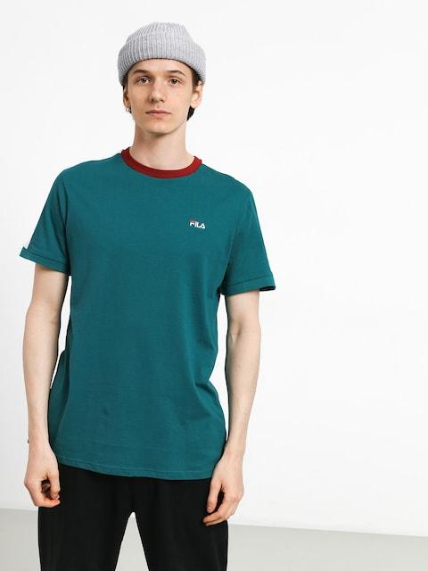 T-shirt Fila Salus (shaded spruce/bright white)