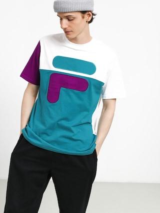 T-shirt Fila Baldwin (biscay bay)