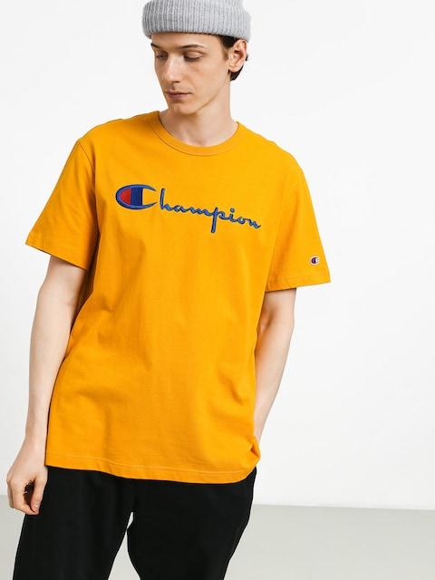 T-shirt Champion Premium Reverse Weave Big Logo