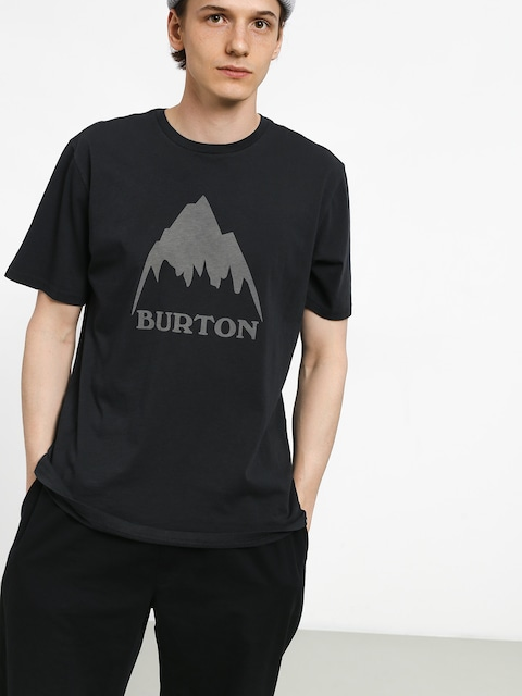 T-shirt Burton Clmtnhgh (true black)