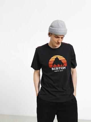 T-shirt Burton Underhill (true black)