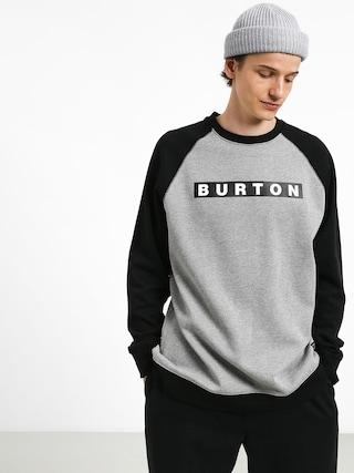 Bluza Burton Vault Crew (gray heather)