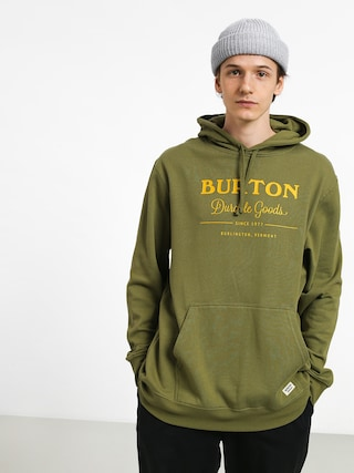 Bluza Burton Durable Goods (weeds)