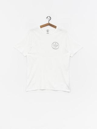 T-shirt Volcom Chop Around (wht)