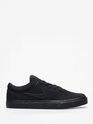 Buty Nike SB Sb Charge Slr (black/black black)
