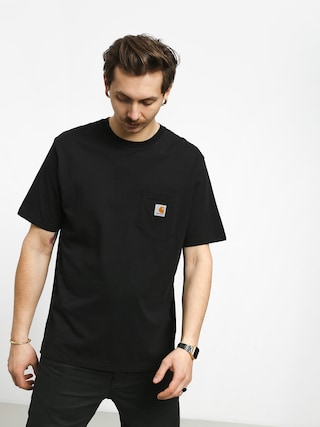 T-shirt Carhartt Pocket (black)