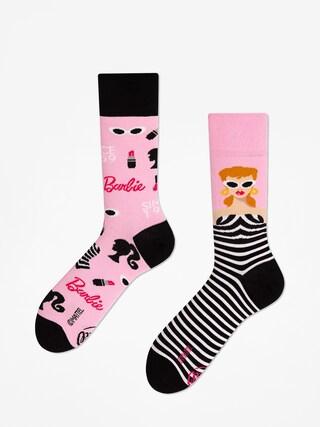 Skarpetki Many Mornings Barbie (pink/black)