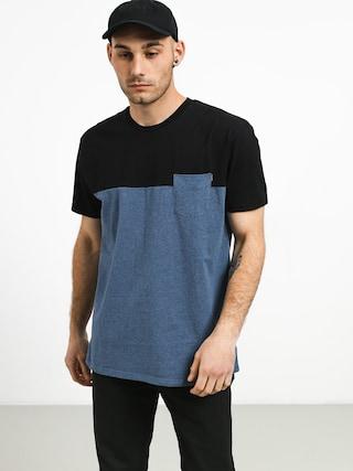 T-shirt Etnies Lewis (denim/heather)