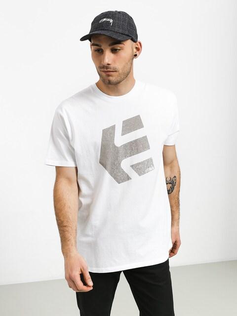 T-shirt Etnies Logomania (white)