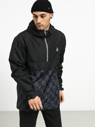 Kurtka Es League Anorak (black)