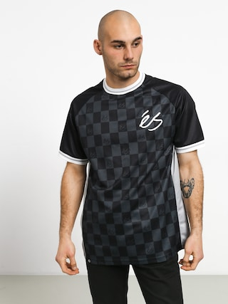 T-shirt Es League Soccer (black)