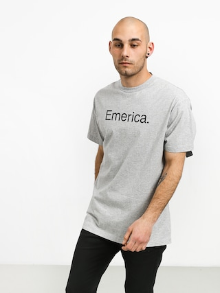 T-shirt Emerica Pure Logo (grey/heather)