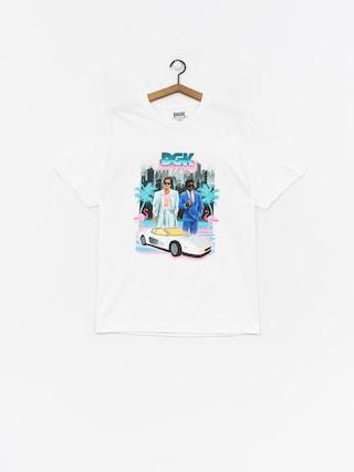 T-shirt DGK Vibes (white)
