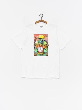 T-shirt DGK Timepiece (white)