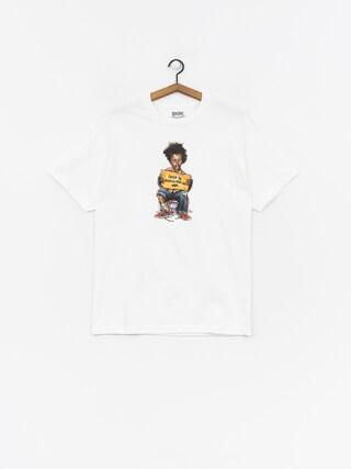 T-shirt DGK Saved (white)