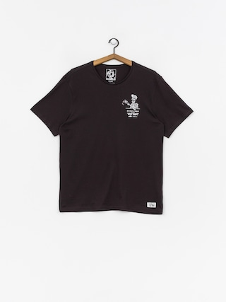 T-shirt Element Spilt (off black)