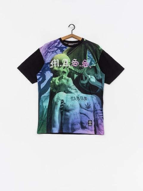 T-shirt MassDnm XOXO