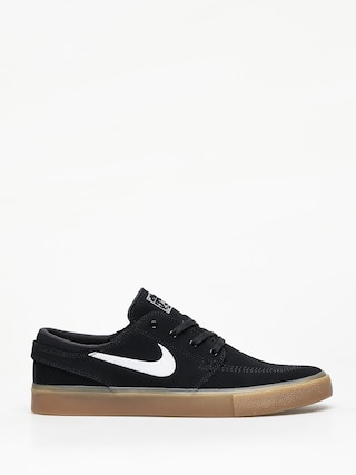 Buty Nike SB Sb Zoom Janoski Rm (black/white black gum light brown)