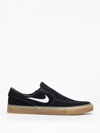 Buty Nike SB Sb Zoom Janoski Slip Rm (black/white black gum light brown)