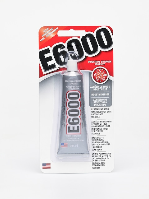 Klej Shoe Goo E6000 (clear)