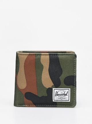 Portfel Herschel Supply Co. Hans Coin XL Rfid (woodland camo)