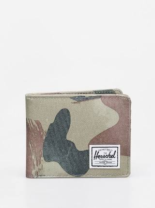 Portfel Herschel Supply Co. Roy Coin Rfid (brushstroke camo)