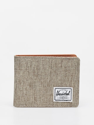Portfel Herschel Supply Co. Hank Rfid (kelp crosshatch/kelp)