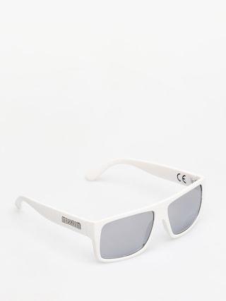 Okulary przeciwsłoneczne MassDnm Icon (shine white/silver)