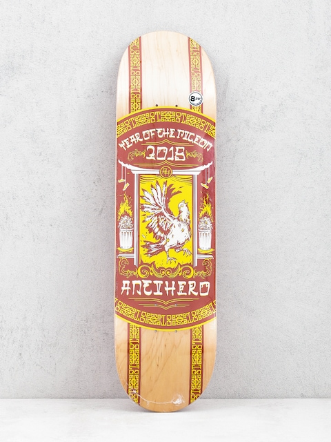 Deck Antihero Year Of The Pigeon (light brown)