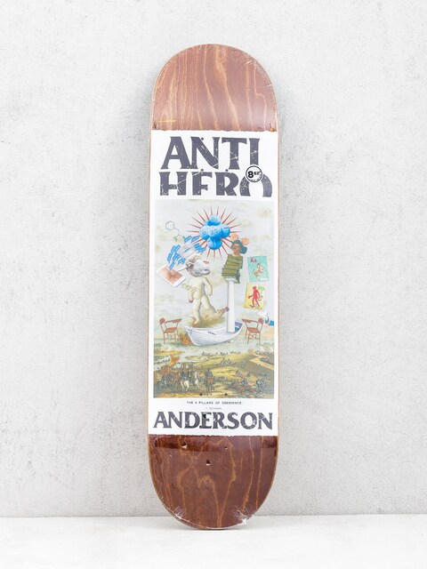 Deck Antihero Anderson Four Pillars (brown)