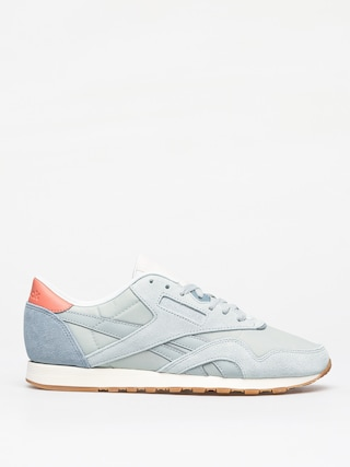 Buty Reebok Cl Nylon Wmn (sea spray/teal/pink)