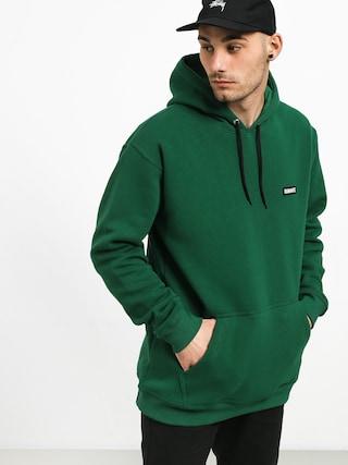Bluza z kapturem Diamante Wear Basic HD (green)