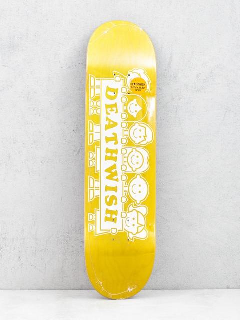 Deck Deathwish For The Children (yellow)