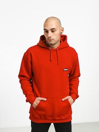 Bluza z kapturem Diamante Wear Basic HD (red)