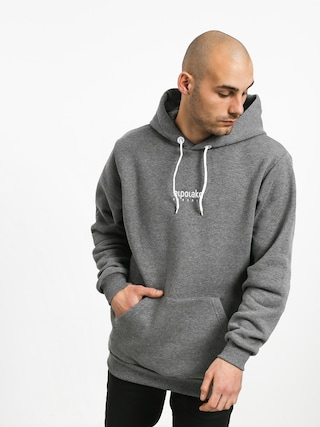 Bluza z kapturem El Polako Mini Logo HD (grey)